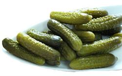Click to view album: CUCUMBER PICKLES SMALL CHERKINS